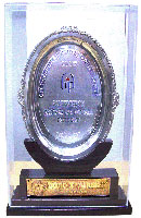 Distinguished Publishers Award in 2007