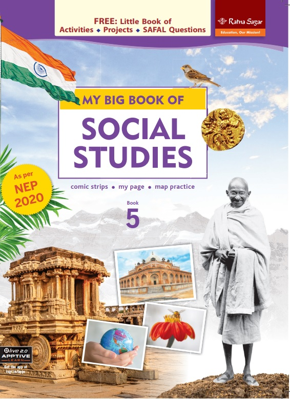 My Big Book of Social Studies (CCE Edition)