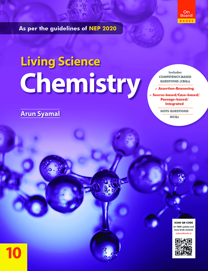 Living Science Chemistry </br>(CCE Edition)