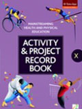 HEALTH AND PHYSICAL EDU. ACTIVITY AND PROJECT RECORD BOOK